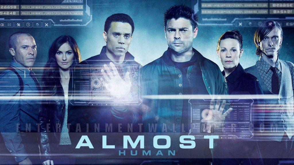 Série: Almost Human de J.J Abrams