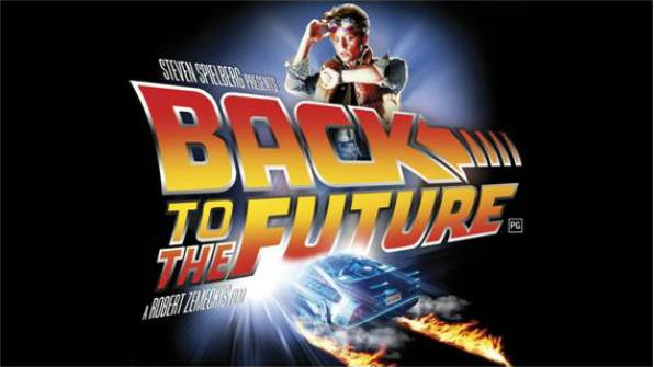 De Volta Para o Futuro musical